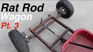 Rat Rod Wagon Build: Pt.  3