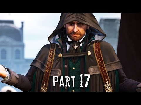 Assassin's Creed Unity Walkthrough Gameplay Part 17 - The Execution (AC Unity)