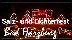 Das Salz-  und Lichterfest in Bad Harzburg