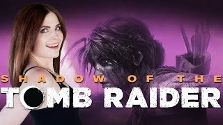 Shadow of the Tomb Raider (Part 4) Playing on hard