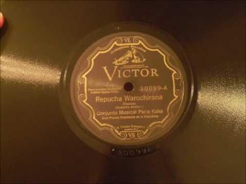Conjunto Musical Paria Kaka - Repucha Warochirana (July 1, 1930)
