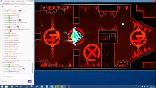 Geometry Dash - Super Insane Demon - Cataclysm By Gboy