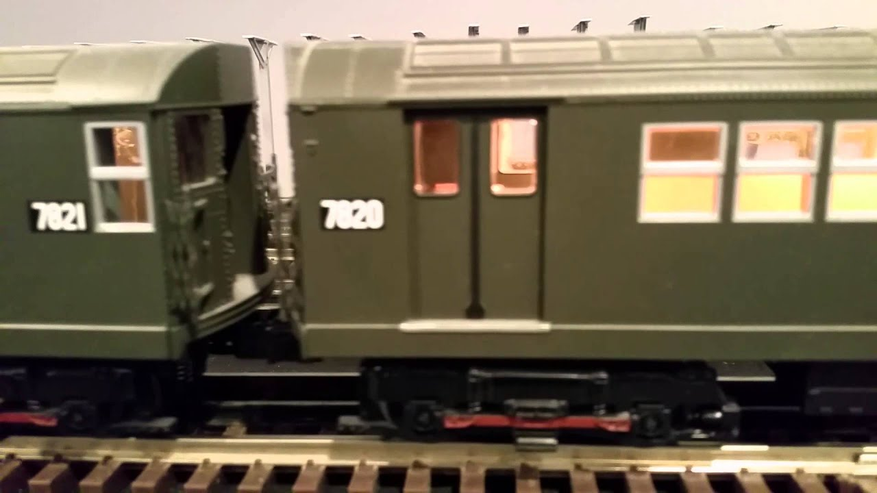 Nyc Subway Layout Local Station Action Mth R 26 R 36 R