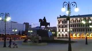 Площадь Ноготкова-Оболенского.г.Йошкар-Ола.Yoshkar-Ola