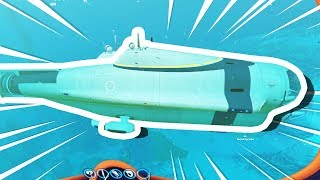 WE BUILT A GIANT SUBMARINE!!! (Subnautica #9)