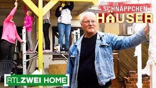 Eine stu(h)re Großfamilie packt an! | Die Schnäppchenhäuser | RTLZWEI Home