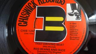 red beans and rice that driving beat