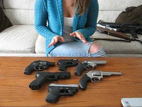 Selecting a First Handgun (woman's perspective)