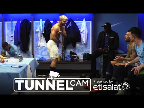 TUNNEL CAM AND DRESSING ROOM CAM! | Carabao Cup Final! | Che