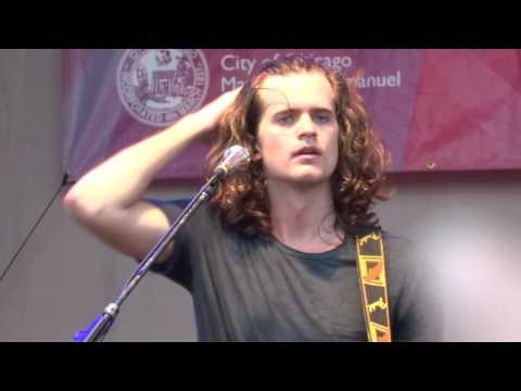 "Kongos ""Take It From Me"" (HD) (HQ Audio) Live Taste of Chicago 7/7/2016"