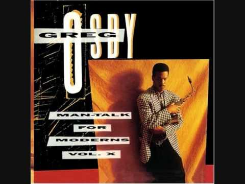 Greg Osby - Man Talk
