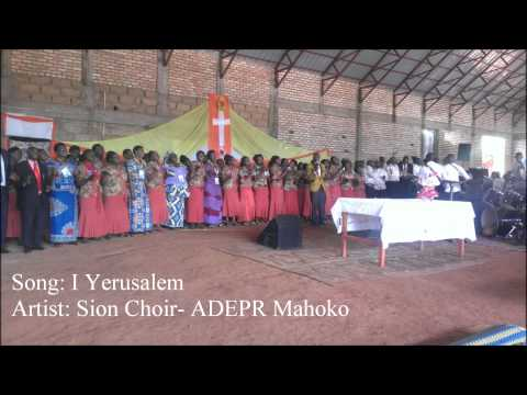 IMPUHWE CHOIR TÉLÉCHARGER