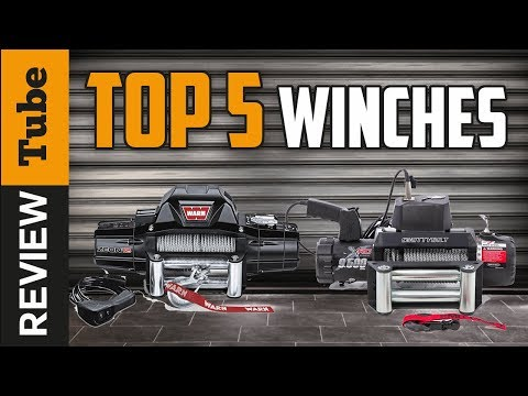 ✅Winch: Best Car Winch (Buying Guide)