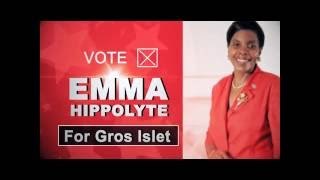 Reasons Why You Should Vote Emma Hippolyte For Gros-Islet This Upcoming Election 2016