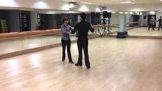 Rumba Intermediate Routine Inspiration 2 Dance London