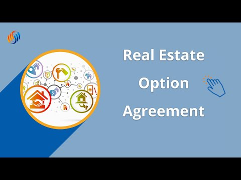 Real Estate Option Agreement