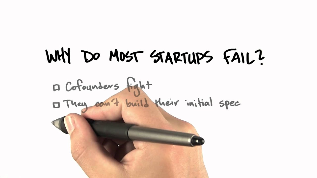 Why Do Startups Fail - How to Build a Startup
