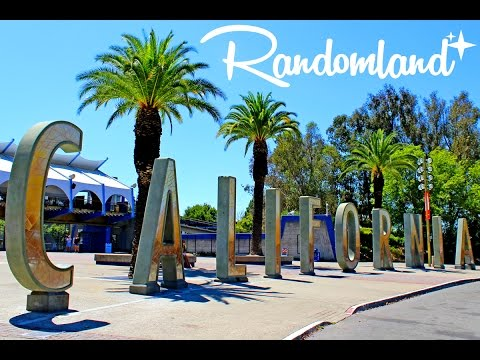 DCA's CALIFORNIA Letters - Visiting old friends in Sacramento!?    Randomland