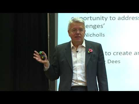 LSE MILS 1: Changing the face of philanthropy, social entrepreneurship and private action