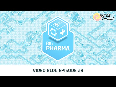 Big Pharma Vlog #29 - Stock gates and socket transfer