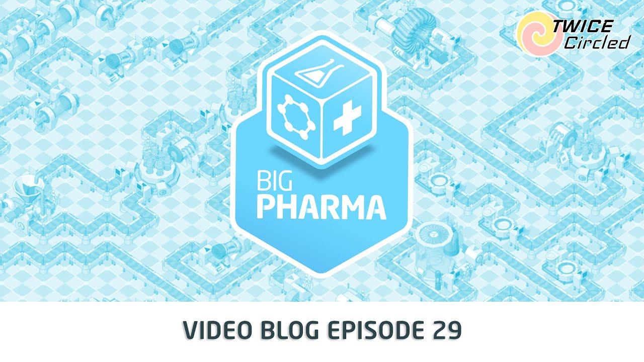Big Pharma Vlog #29 - Stock gates and socket transfer