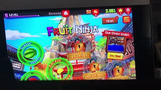 Fruit Ninja Action