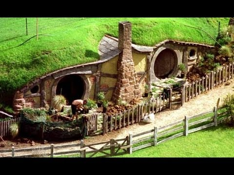 Hobbit Homes states ban 'sustainability' and hobbit homes?! - youtube