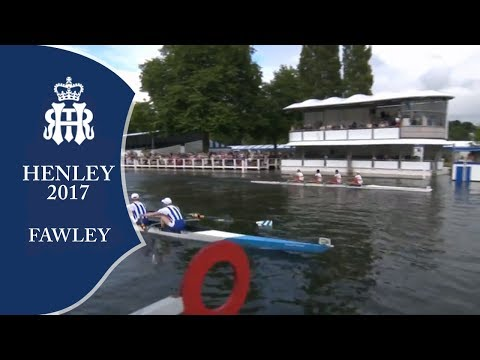 Scullers' 'A' v Clonmel - Fawley | Henley 2017 Day 2