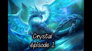 fanfiction de Fairy tail- Crystal épisode 1