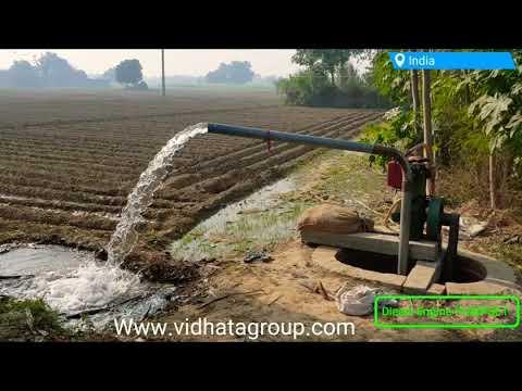 Diesel engine - VIDHATA Pumpset