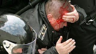 Polizei gegen Menschen | Grausame Polizeigewalt | Schockierende Aufnahmen | Doku 2015