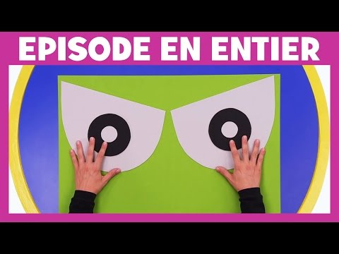 Art Attack - La décoration frisson - Disney Junior - VF