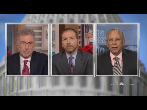Full Baron, Baquet: The State Of Mainstream Media In Today's Era Of Misinformation | Meet The Press