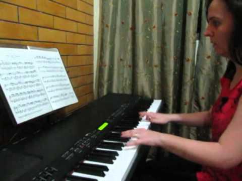 Não Me Toques (Piano)