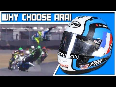 Why Buy Arai Helmets?