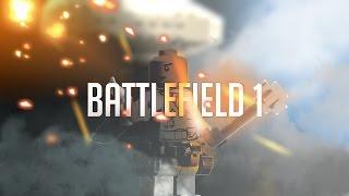 battlefield 1 lego trailer