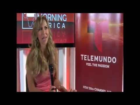 Good Morning Africa-actors Telemundo  in Africa