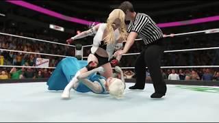 Tina Armstrong vs. Elsa