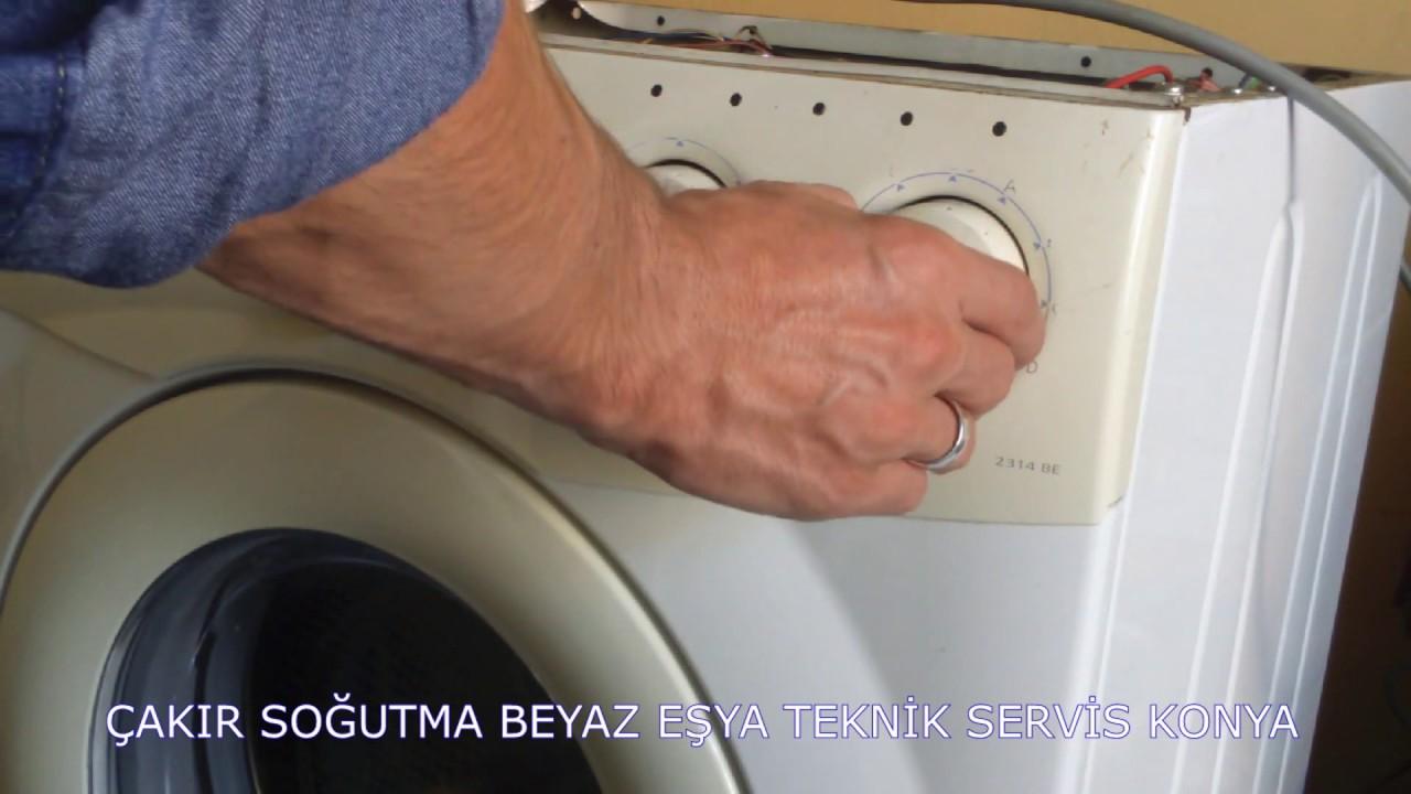 Beko Çamaşır Makinesi Resetleme Ve Test & yeni model 8 kg