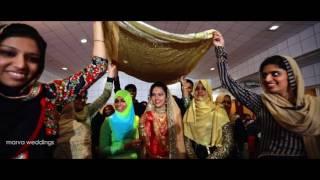 SHIRAZ & THANVEER FATHIMA wedding story from MARVA WEDDINGS