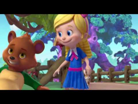 Goldie & Bear - Bears Red Shoes - Goose Sitters (S01E02)