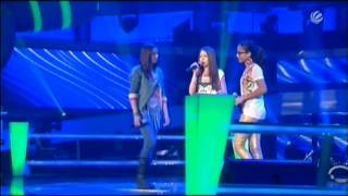 Voice Kids Battle Iman Malin Maira