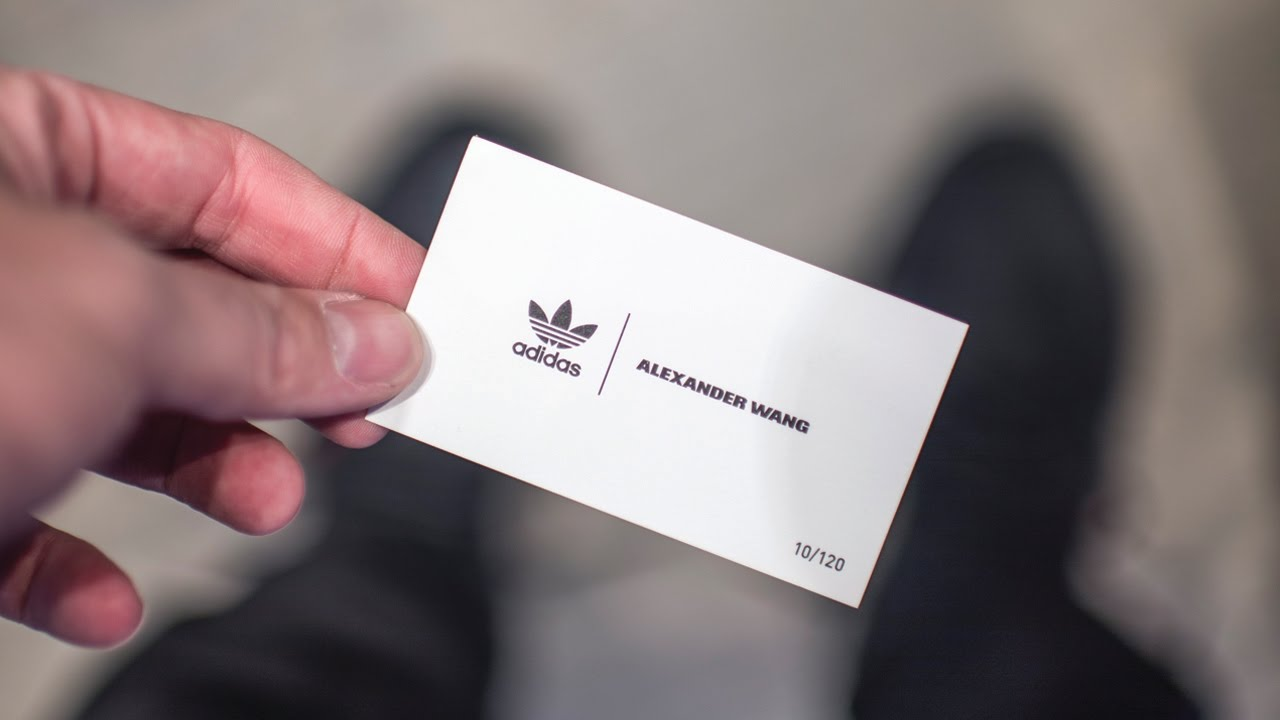 Adidas | Alexander Wang Private Event : 115 Spring St SOHO NYC - YouTube