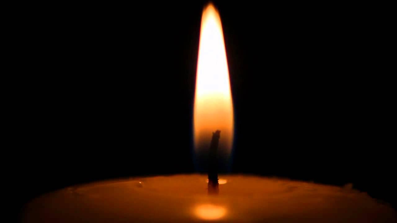 Скачать звук свеча горит