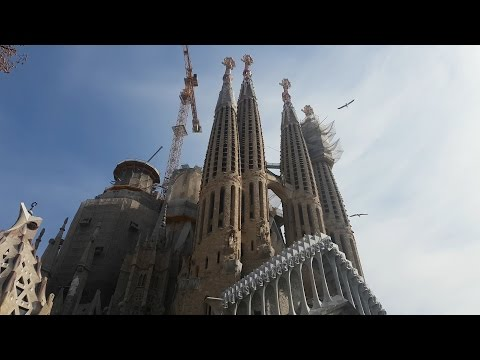 Inside Barcelona's Stunning Sagrada Família