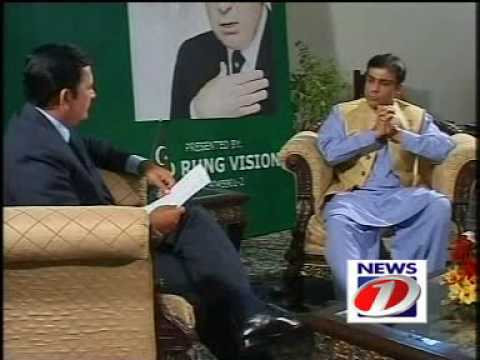 Amjad Warraich with Hamza Shahbaz Part 1