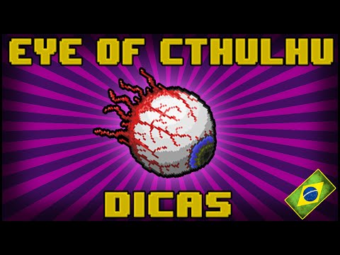 how to kill eye of cthulhu expert mode