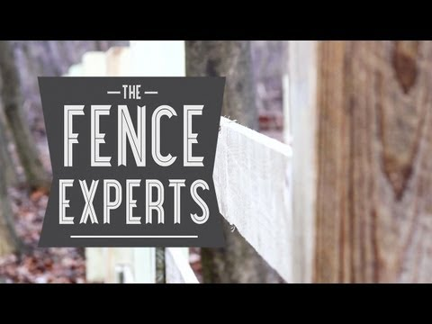 Fencing Company Cares About the Details of Your Fence Project