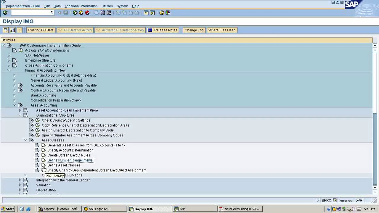 sap asset accounting complete configuration part 1 youtube rh youtube com