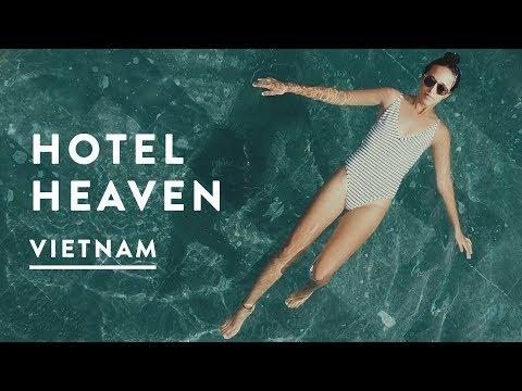 HOI AN ACCOMMODATION - HOTEL HEAVEN | Vietnam Travel Vlog 055, 2017